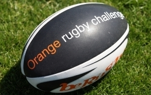 Inscription Orange Rugby Challenge 2020